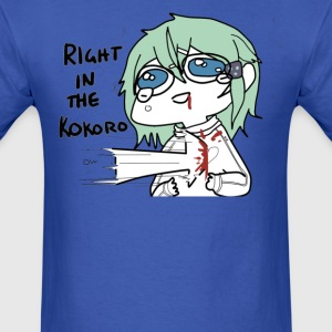 Right in The Kokoro Men T-shirt - Men's T-Shirt