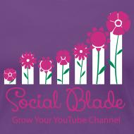 Design ~ Socal Blade Flower Logo Women's Shirt