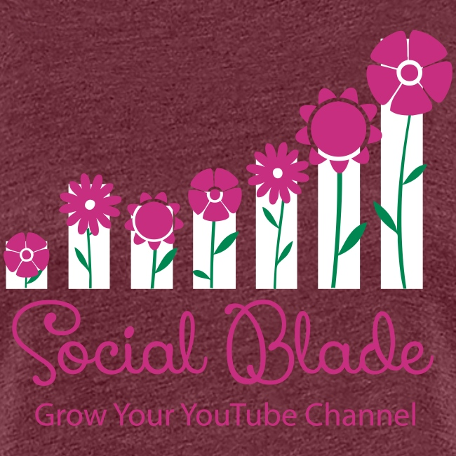 Socal Blade Flower Logo Women's Shirt