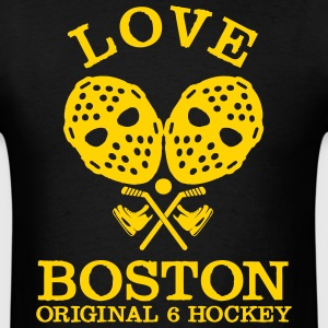 Love Boston T-Shirts - Men's T-Shirt
