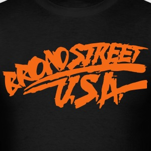Broad Street USA T-Shirts - Men's T-Shirt