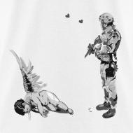 Design ~ Banksy Fallen Angel