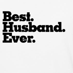 Best husband ever - Baseball T-Shirt