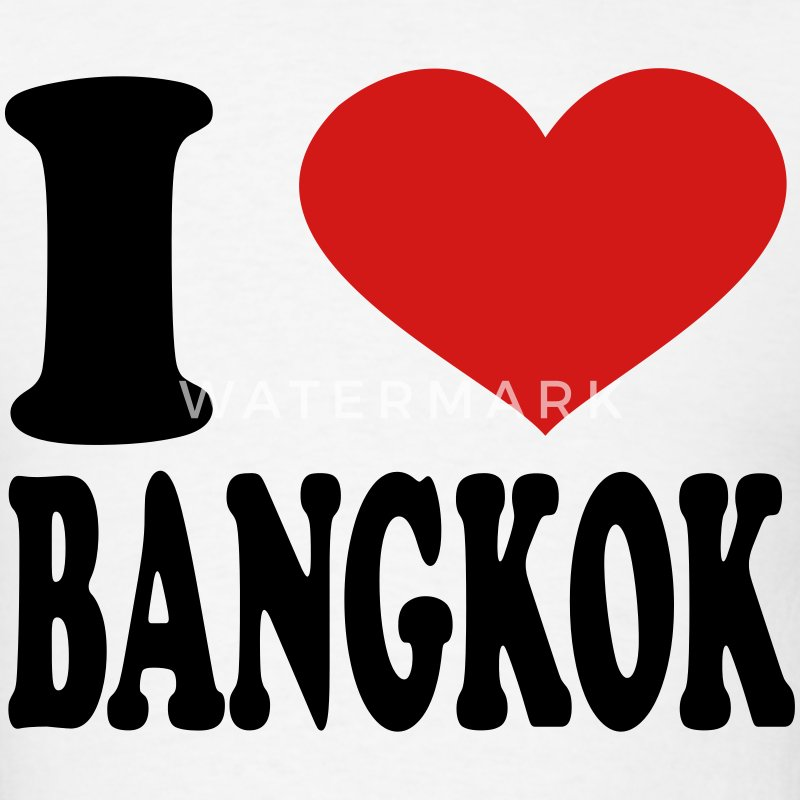I Love Bangkok T-Shirts - Men's T-Shirt
