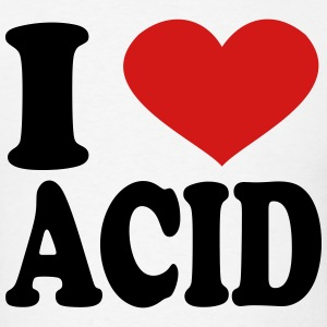 I Love Acid T-Shirts - Men's T-Shirt