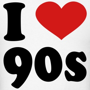 I Love 90s T-Shirts - Men's T-Shirt