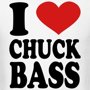 I Love Chuck Bass T-Shirts - Men's T-Shirt