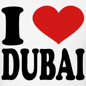 I Love Dubai T-Shirts - Men's T-Shirt