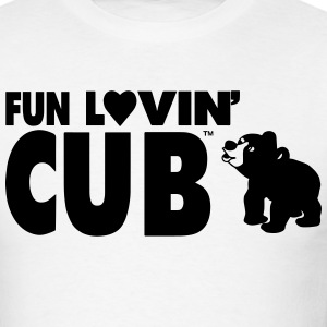 FUN LOVING CUB - Men's T-Shirt