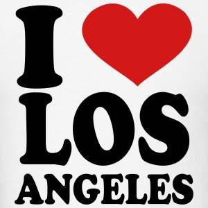 I Love Los Angeles T-Shirts - Men's T-Shirt