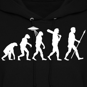 Alien Evolution (1 Color) Hoodies - Women's Hoodie