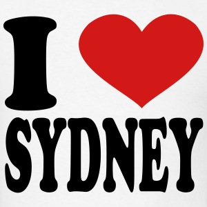 I Love Sydney T-Shirts - Men's T-Shirt