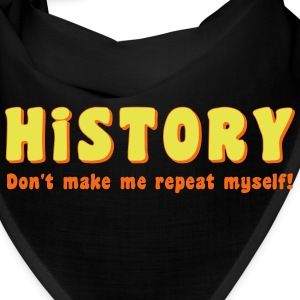 Repeat History Caps - Bandana