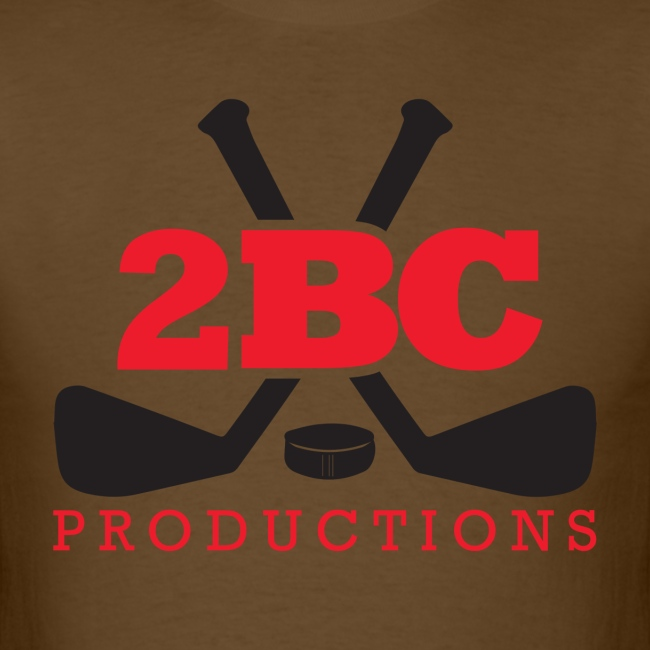 Brown Shirt, Red/Black 2BC logo