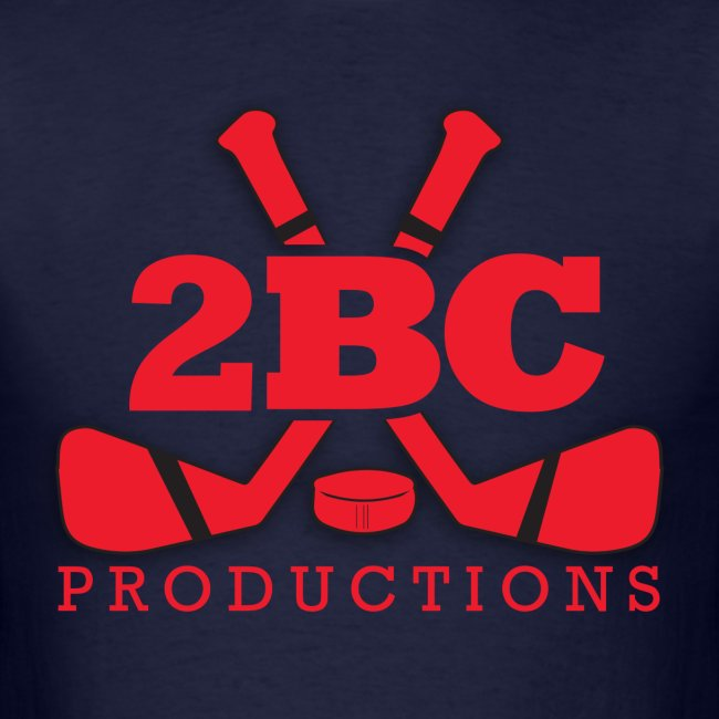 Blue Shirt, Red 2BC logo
