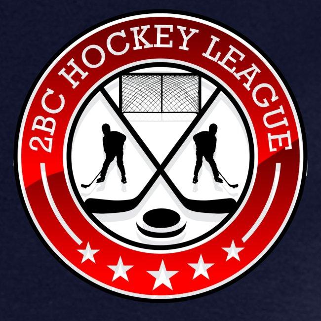 Black Shirt, 2BCHL logo