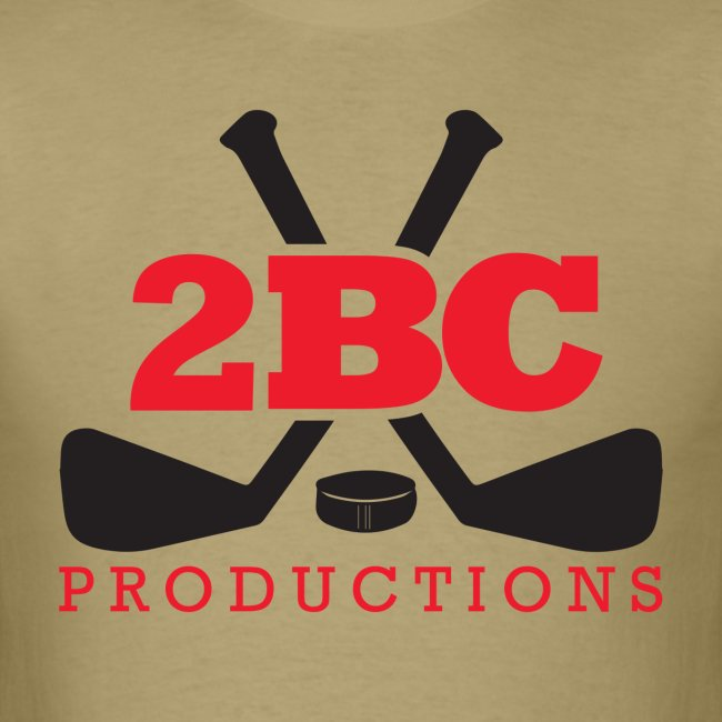 Khaki Shirt, Red/Black 2BC logo