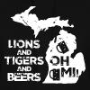 LIONS & TIGERS & BEERS, OH MI! - Women's Hoodie