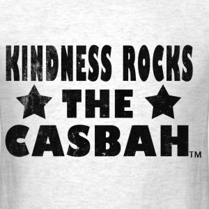 Kindness Rocks the Casbah - Men's T-Shirt