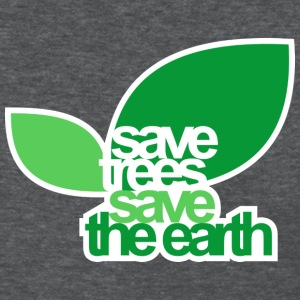 SAVE TREES SAVE THE EARTH Women Standard T-shirt - Women's T-Shirt