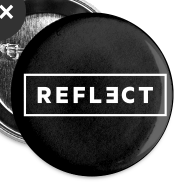 Design ~ REFLECT Buttons - Black