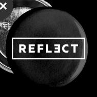 Design ~ REFLECT Buttons - Black