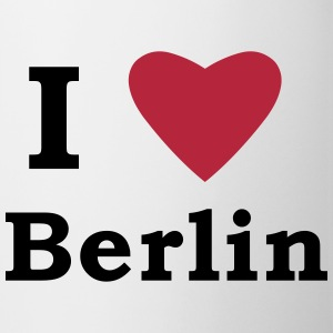 I Heart Berlin Bottles & Mugs - Coffee/Tea Mug