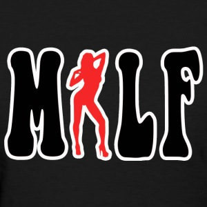 MILF M.I.L.F. MOTHER I LIKE TO FUCK Women's T-Shirts - Women's T-Shirt