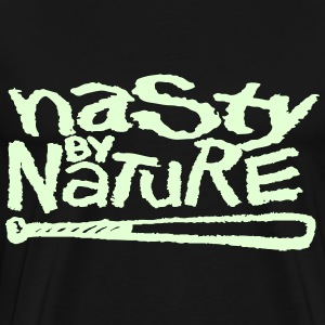 NASTY BY NATURE T-SHIRT - Men's Premium T-Shirt