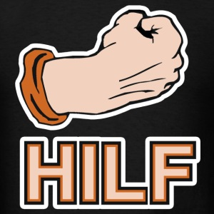HILF Hand I'd Like To Fuck T-Shirts - Men's T-Shirt