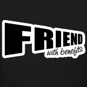 Friend With Benefits Women's T-Shirts - Women's T-Shirt