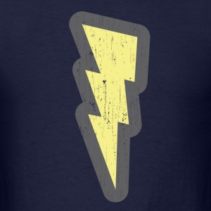 Lighting Bolt T-Shirts - Men's T-Shirt
