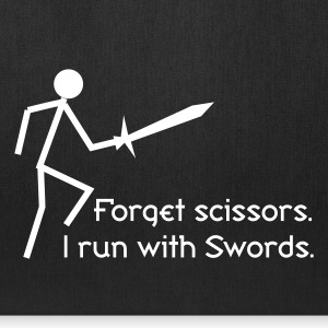 Run With Swords - Tote Bag