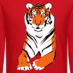 Big Tiger - Crewneck Sweatshirt