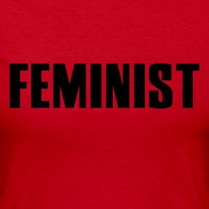 Feminist  - Women's Long Sleeve Jersey T-Shirt