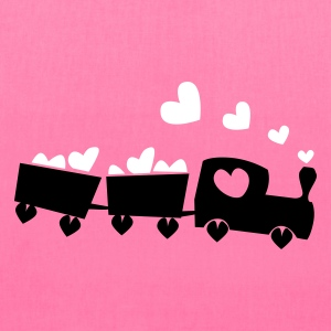 Love Train - Tote Bag