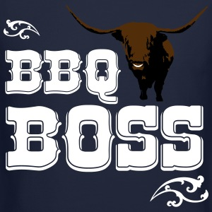 BBQ Boss Long Sleeve Shirts - Crewneck Sweatshirt