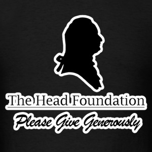 The Head Foundation T-Shirts - Men's T-Shirt