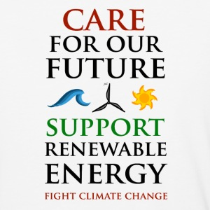 Care For Our Future T-Shirts - Baseball T-Shirt