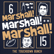 Design ~ Marshall, Marshall, Marshall! (The TD Bunch)
