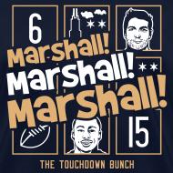 Design ~ Marshall, Marshall, Marshall! (The TD Bunch)