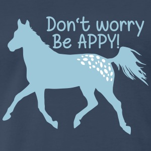 Don't worry, be APPY T-Shirts - Men's Premium T-Shirt