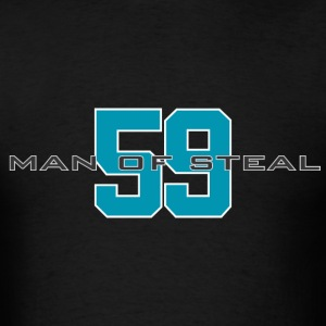 Man Of Steal - Men's T-Shirt