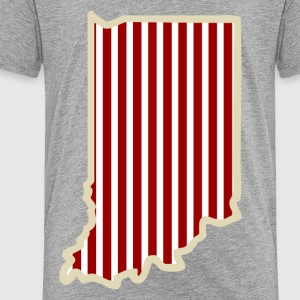 Indiana  Basketball Fan Baby & Toddler Shirts - Toddler Premium T-Shirt