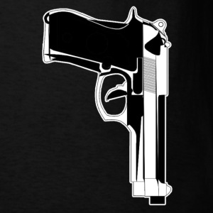 9mm Gun T-Shirts - Men's T-Shirt
