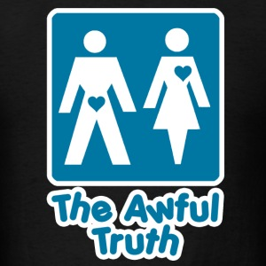 Awful Truth T-Shirts - Men's T-Shirt