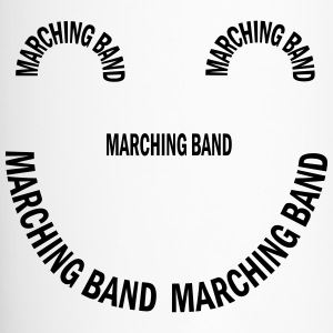 Marching Band Smile Bottles & Mugs - Travel Mug