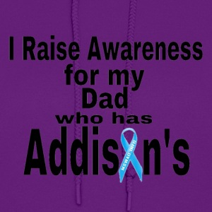 Raise Awareness For Dad With Addisons Hoodies - Women's Hoodie
