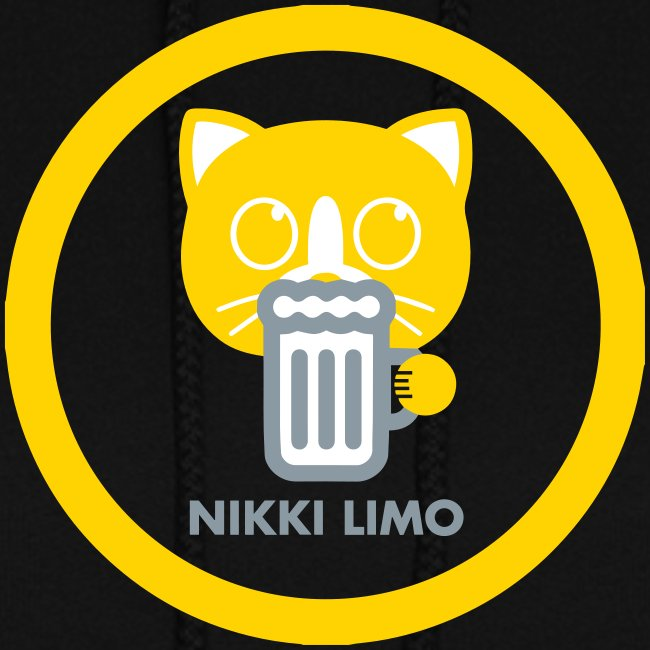 Nikki Limo - Cat Beer Logo