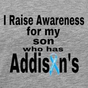 Support Son With Addisons T-Shirts - Men's Premium T-Shirt